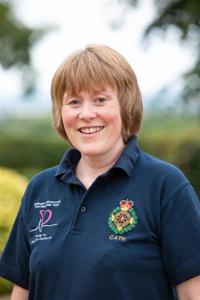 Cath, Secretary & Events Coordinator
